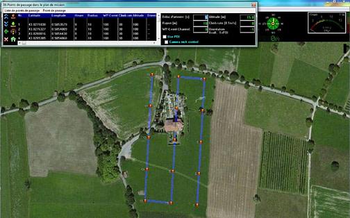 cartographie drone et geoportail drone